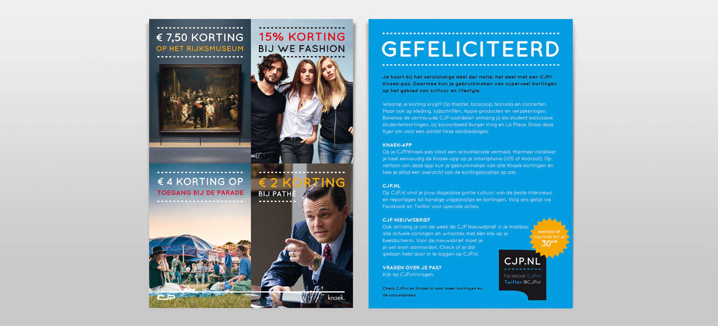 Corporate communicatie - CJP